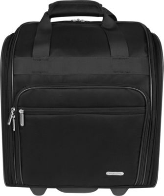 "Travelon Wheeled Underseat Bag - 15"" Black - Travelon Sof..."