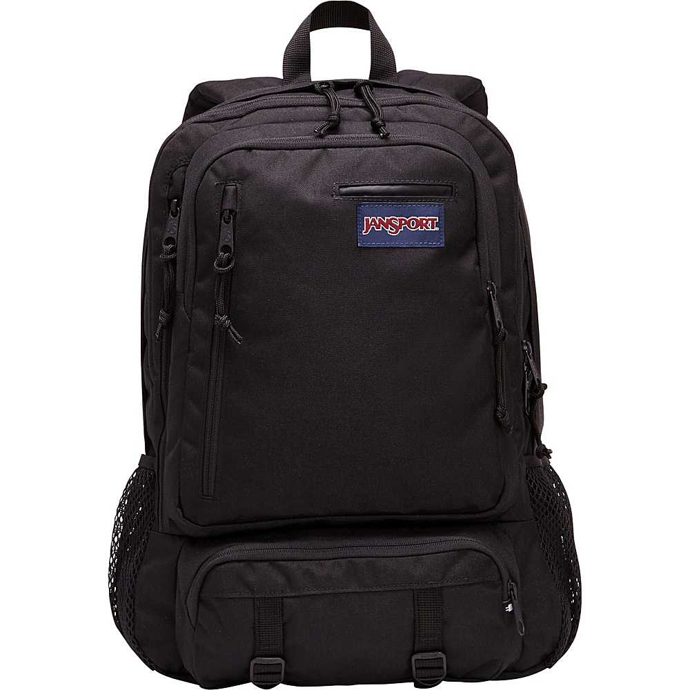 JanSport Envoy School Backpack Black - JanSport School & Day Hiking Backpacks - Backpacks, School & Day Hiking Backpacks