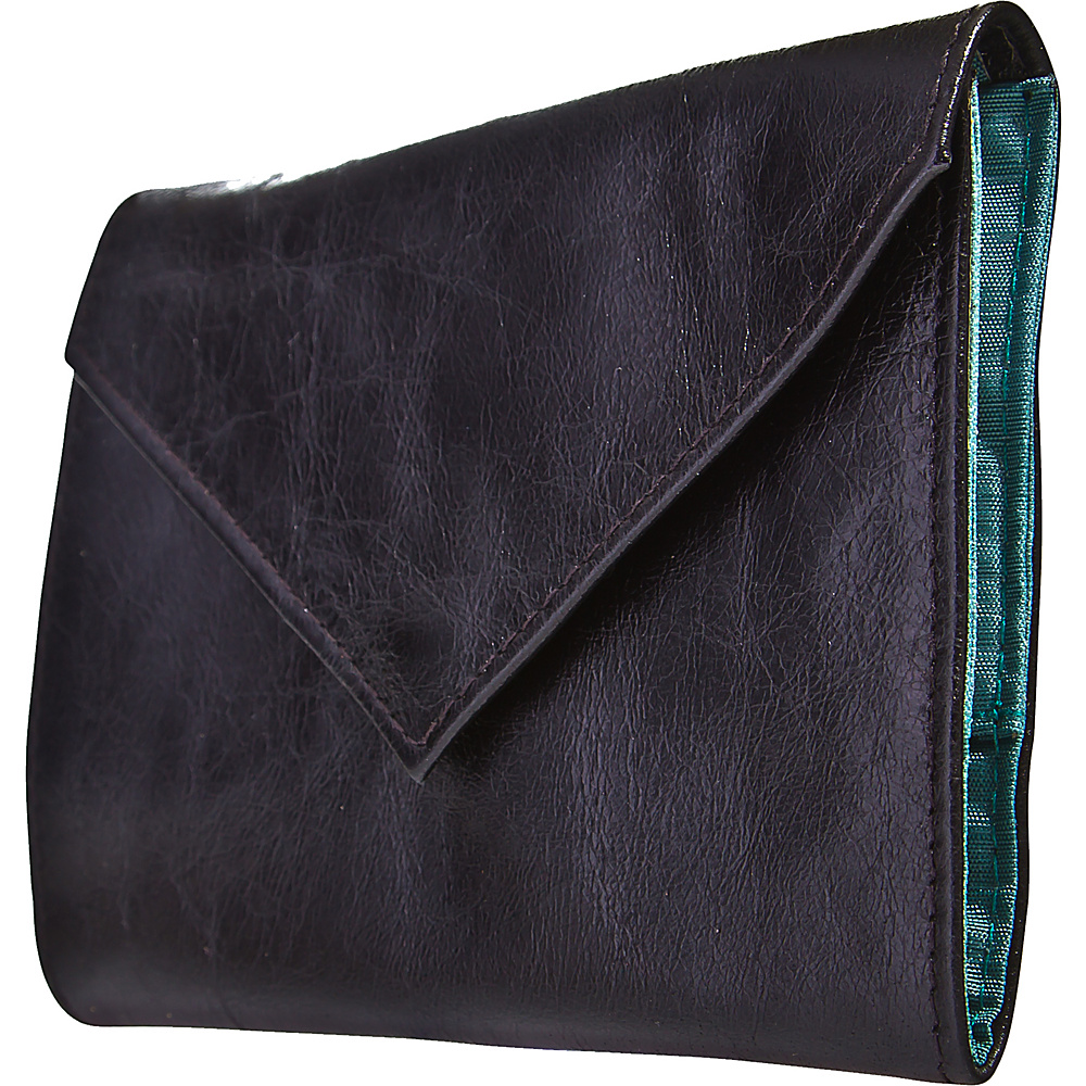 Allett Leather Women's Original Wallet Black - Allett Women's Wallets