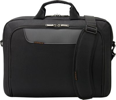 Everki Advance 18.4 inch Laptop Bag Black - Everki Non-Wheeled Business Cases