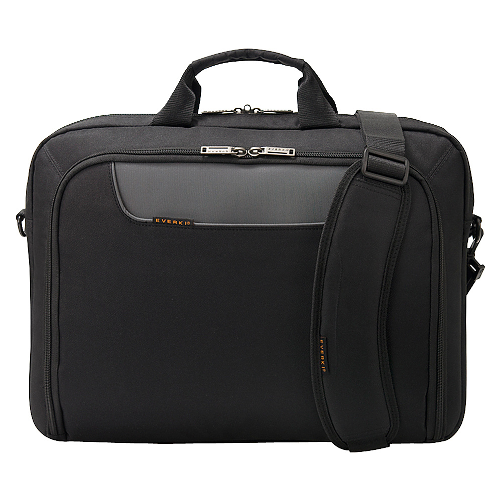 Everki Advance 18.4 Laptop Bag Black Everki Non Wheeled Business Cases
