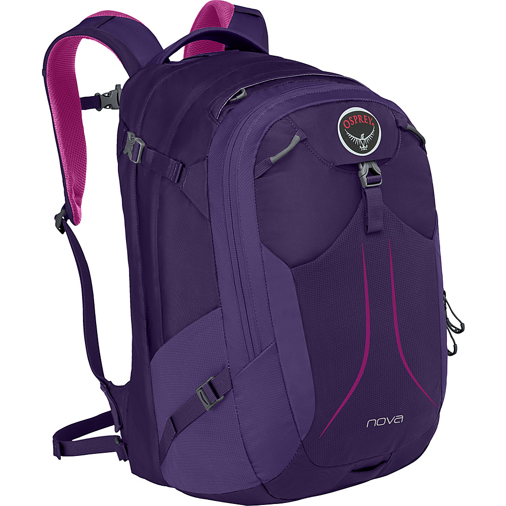 Osprey Nova Laptop Backpack Mariposa Purple - Osprey Business & Laptop Backpacks - Backpacks, Business & Laptop Backpacks