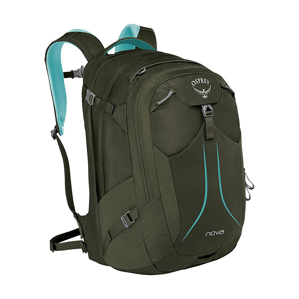 Osprey Nova Laptop Backpack Sandstone Orange - Osprey Business & Laptop Backpacks - Backpacks, Business & Laptop Backpacks