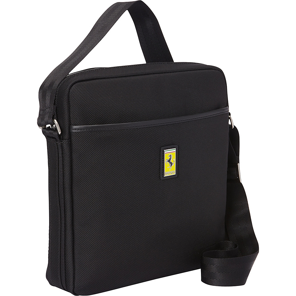 Ferrari Luxury Collection Utility Cross Body Small Blacks - Ferrari Luxury Collection Messenger Bags
