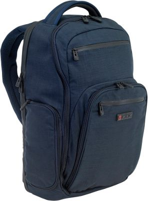 ecbc Hercules Laptop Backpack Blue - ecbc Business & Laptop Backpacks