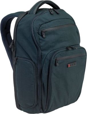 ecbc Hercules Laptop Backpack Green - ecbc Business & Laptop Backpacks