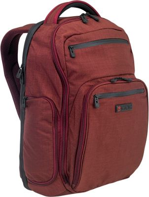 ecbc Hercules Laptop Backpack Berry - ecbc Business & Laptop Backpacks