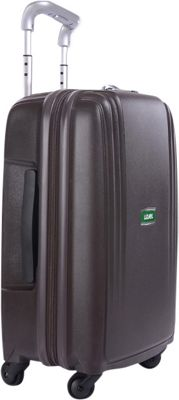 Lojel Streamline Carry-On Luggage Coffee - Lojel Hardside Carry-On