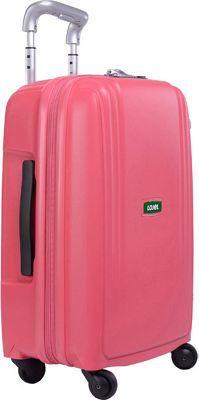 Lojel Streamline Carry-On Luggage Pink - Lojel Hardside Carry-On
