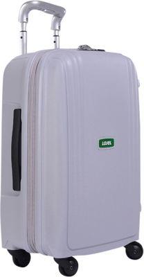 Lojel Streamline Carry-On Luggage Grey - Lojel Hardside Carry-On