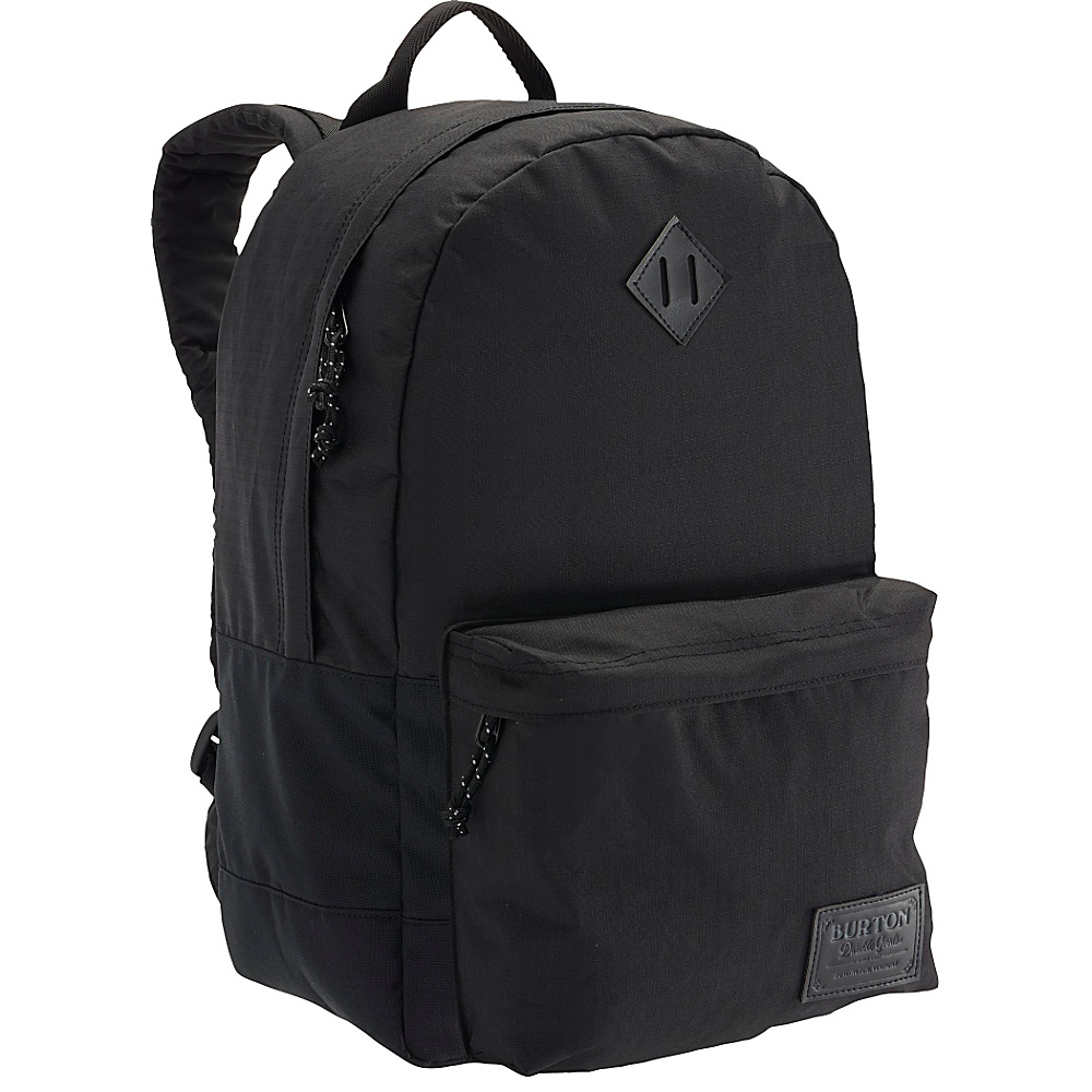 Burton Kettle Pack True Black Triple Ripstop Burton Everyday Backpacks