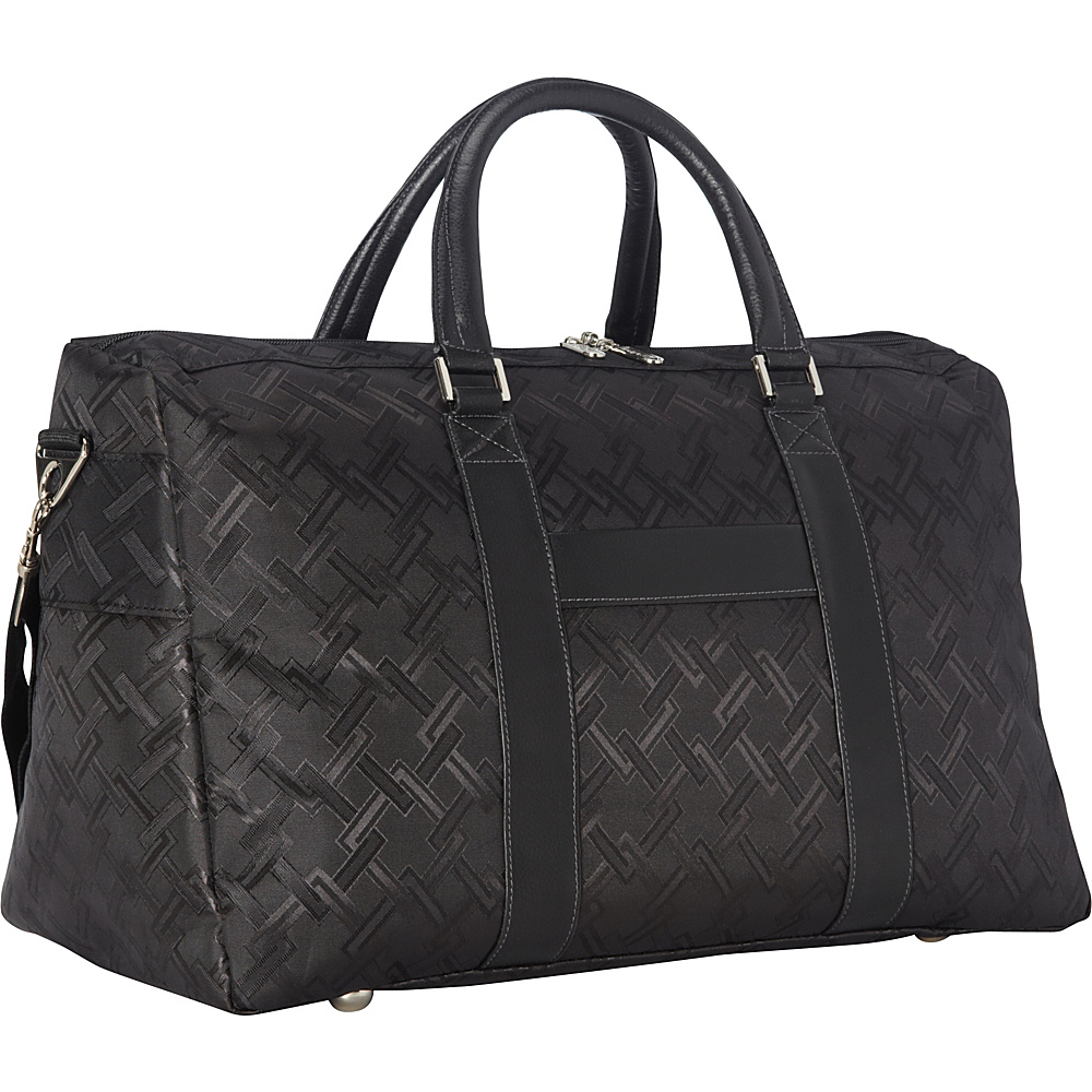 Bugatti Vail Ladies 20 Duffle Bag Black Bugatti Travel Duffels