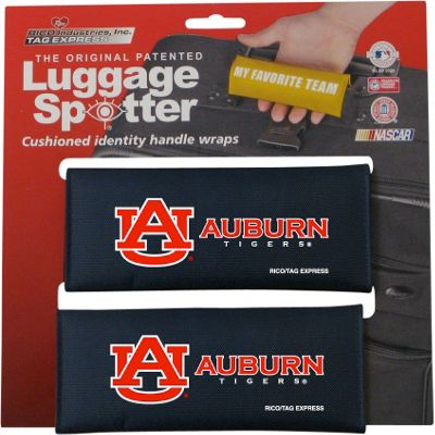 Luggage Spotters NCAA Auburn Tigers Luggage Spotter Blue - Luggage Spotters Luggage Accessories
