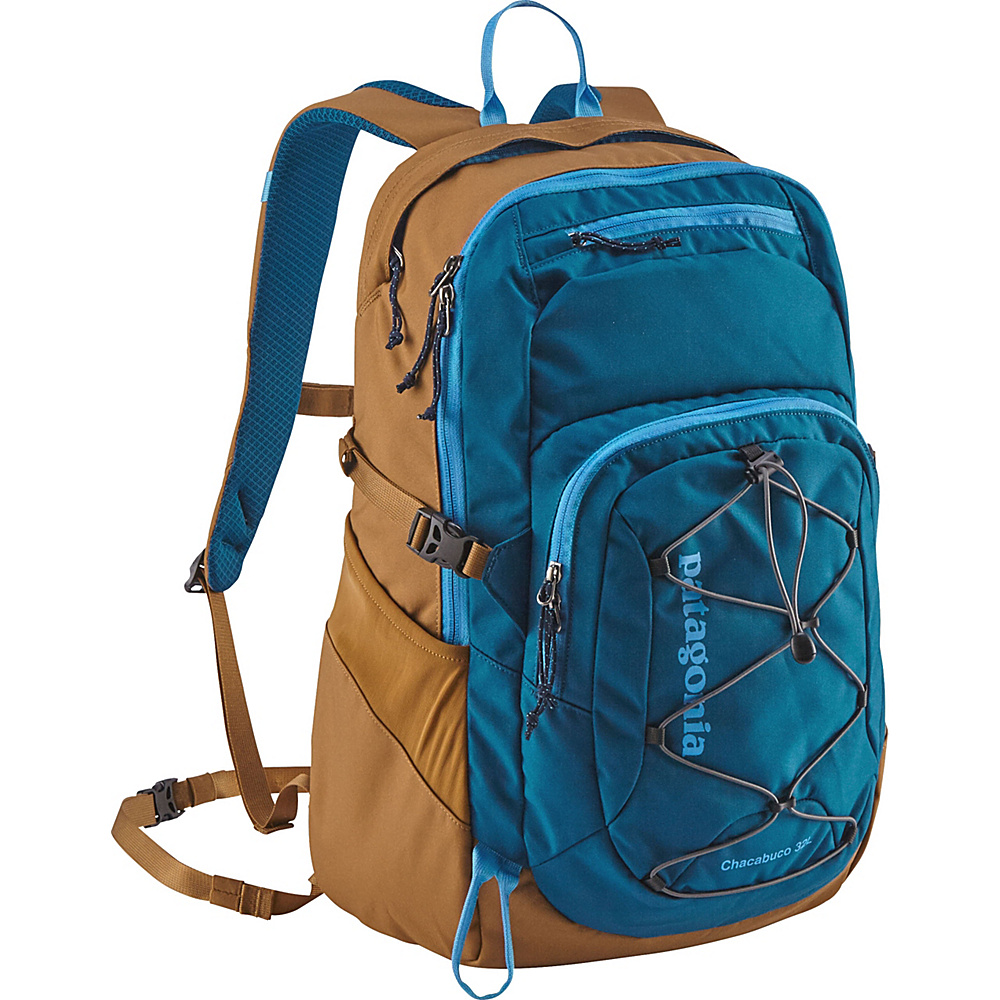 Patagonia Chacubuco Pack 32L Big Sur Blue - Patagonia Business & Laptop Backpacks - Backpacks, Business & Laptop Backpacks