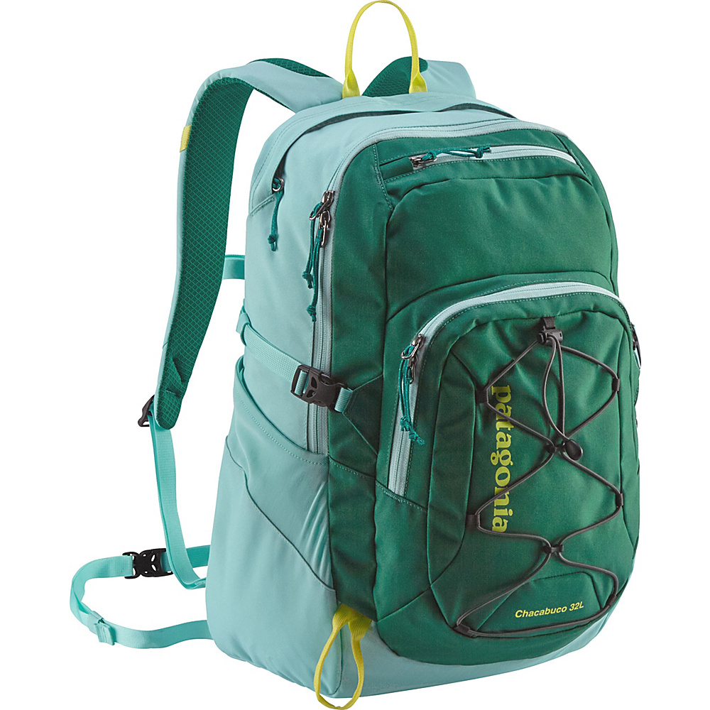 Patagonia Chacubuco Pack 32L Gem Green - Patagonia Business & Laptop Backpacks - Backpacks, Business & Laptop Backpacks