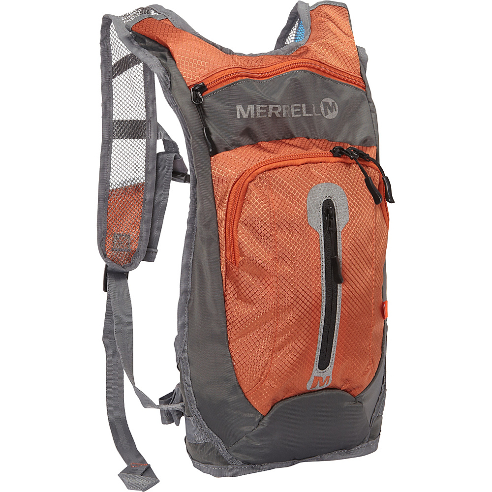 Merrell Luton Backpack Burnt Orange - Merrell Hydration Packs