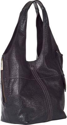Sanctuary Handbags Brooklyn Body Bag Black Leather - Sanctuary Handbags Designer Handbags