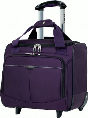 Ricardo Beverly Hills Mar Vista 16-Inch 2 Wheeled Rolling Tote Iris Purple - Ricardo Beverly Hills Luggage Totes and Satchels