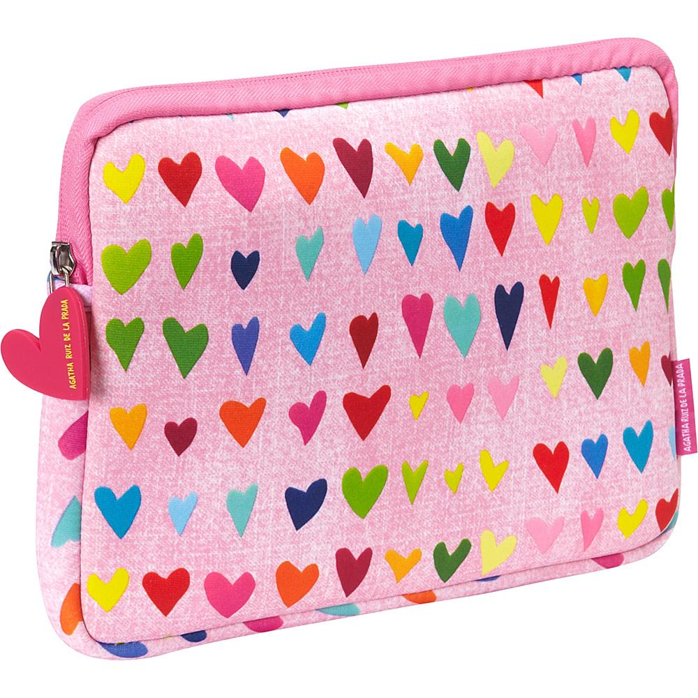 Miquelrius Agatha Ruiz de la Prada Tablet Skin 10 Pink Rain Pink Rain Miquelrius Electronic Cases