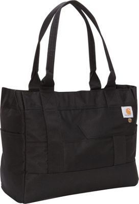 Carhartt Women's East West Tote Black - Carhartt All-Purpose Totes