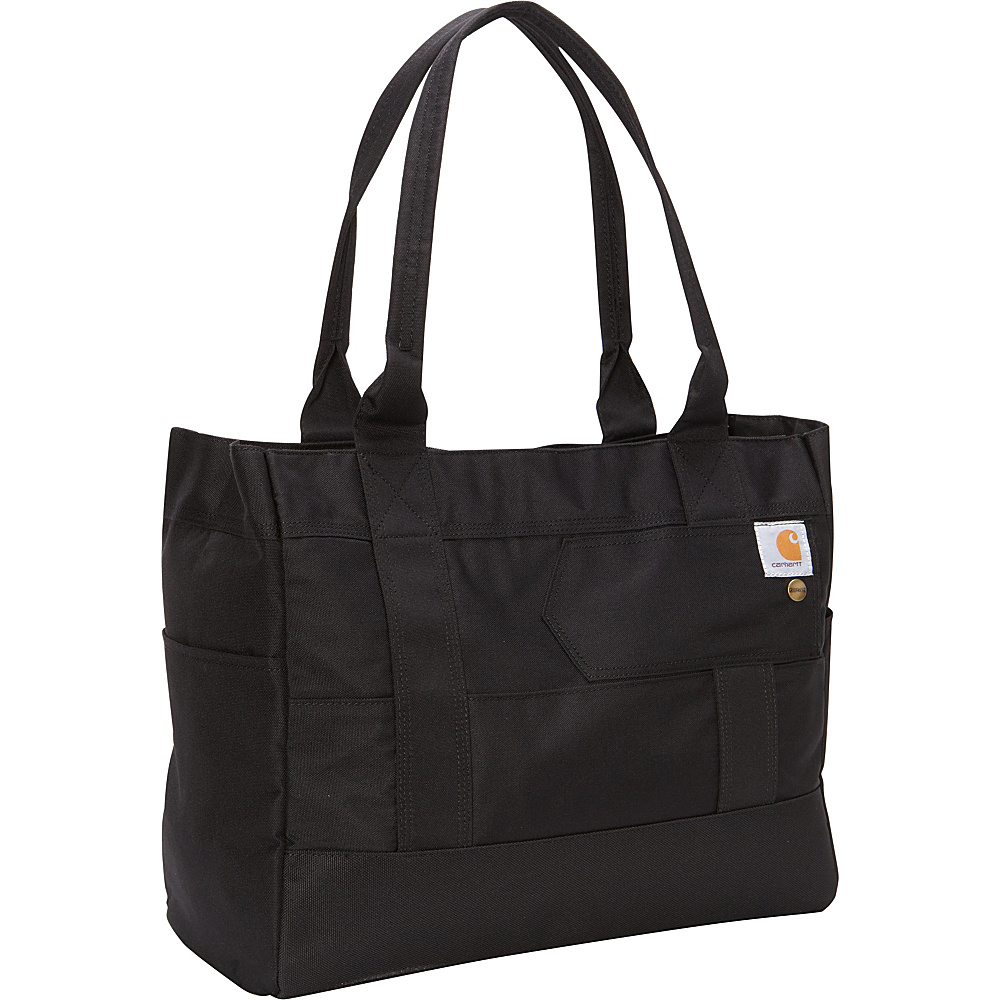 Carhartt Women s East West Tote Black Carhartt All Purpose Totes