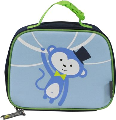 Itzy Ritzy Lunch Happens Monkey Mania - Itzy Ritzy Travel Coolers