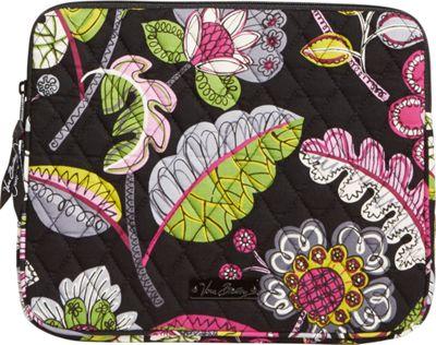 Vera Bradley Tablet Sleeve Moon Blooms - Vera Bradley Laptop Sleeves