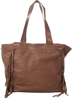 Latico Leathers Colette Tote Glove Brown - Latico Leathers Leather Handbags