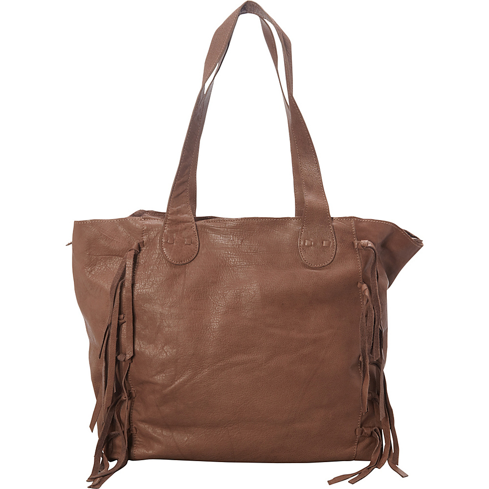 Latico Leathers Colette Tote Glove Brown - Latico Leathers Leather Handbags - Handbags, Leather Handbags