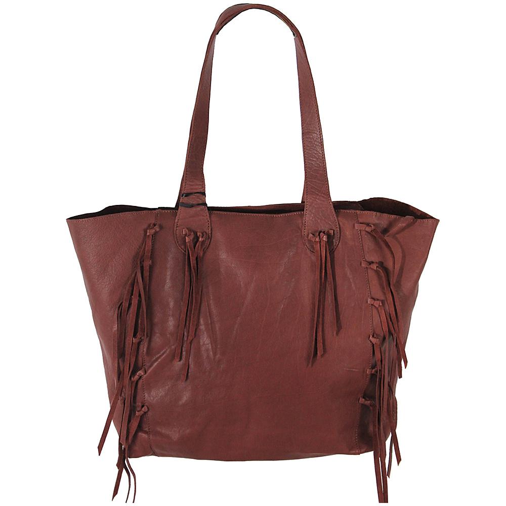 Latico Leathers Colette Tote Glove Wine - Latico Leathers Leather Handbags - Handbags, Leather Handbags