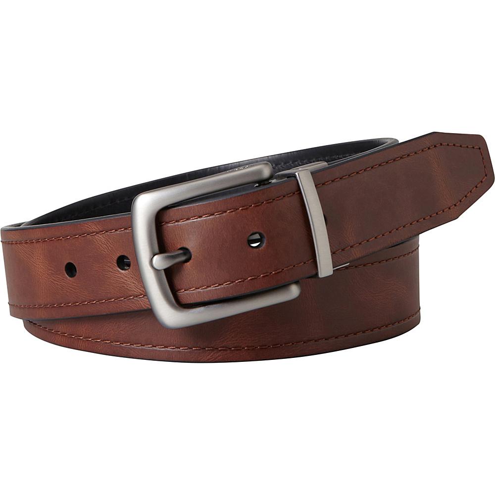 Fossil Parker Reversible Belt 42 - Brown - Fossil Other Fashion Accessories - Fashion Accessories, Other Fashion Accessories