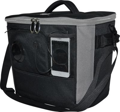 RJ Golf Par-Tee Cooler Black - RJ Golf Electronic Accessories