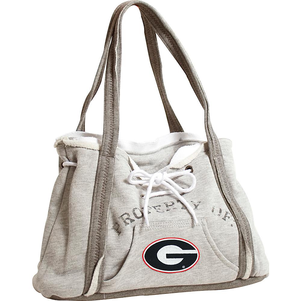 Littlearth Hoodie Purse - SEC Teams Georgia, U of - Littlearth Fabric Handbags - Handbags, Fabric Handbags