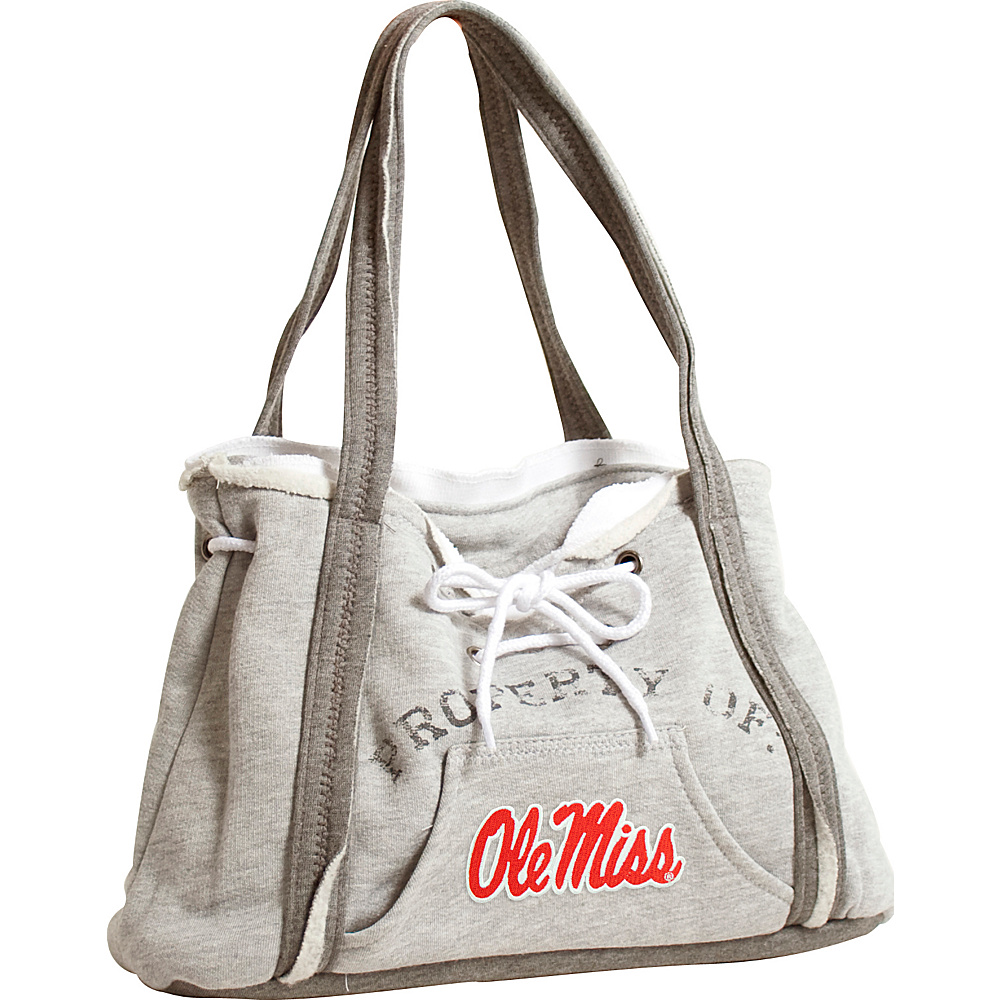 Littlearth Hoodie Purse - SEC Teams Mississippi, U of - Littlearth Fabric Handbags - Handbags, Fabric Handbags