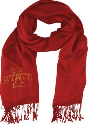 Littlearth Pashi Fan Scarf - Big 12 Teams Iowa State University - Littlearth Hats/Gloves/Scarves