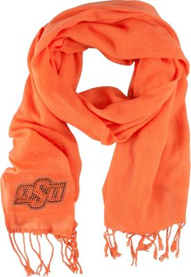 Littlearth Pashi Fan Scarf - Big 12 Teams Oklahoma State University - Littlearth Hats/Gloves/Scarves