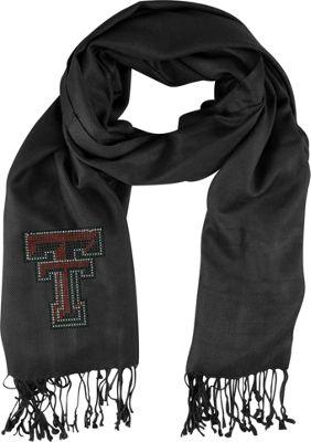 Littlearth Pashi Fan Scarf - Big 12 Teams Texas Tech University - Littlearth Hats/Gloves/Scarves