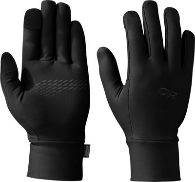 Outdoor Research PL Base Sensor Gloves Men's L - Black - Outdoor Research Hats/Gloves/Scarves 10332483