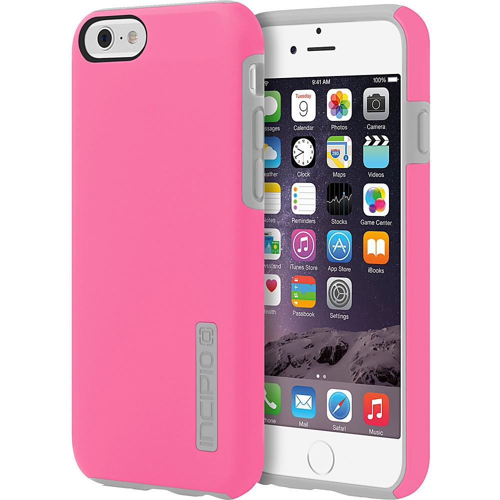 Incipio DualPro iPhone 6/6s Case Bubble Gum Pink/Gray - Incipio Electronic Cases - Technology, Electronic Cases