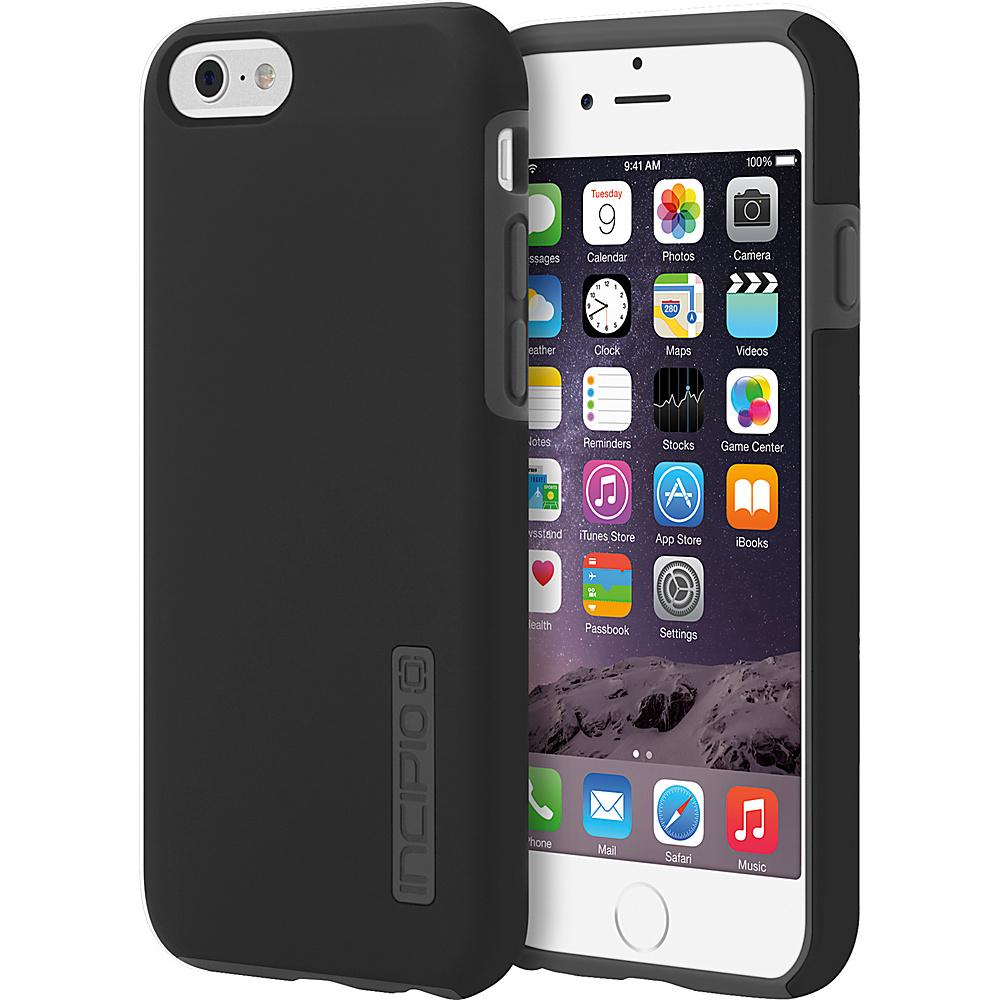 Incipio DualPro iPhone 6/6s Case Black/Charcoal - Incipio Electronic Cases - Technology, Electronic Cases