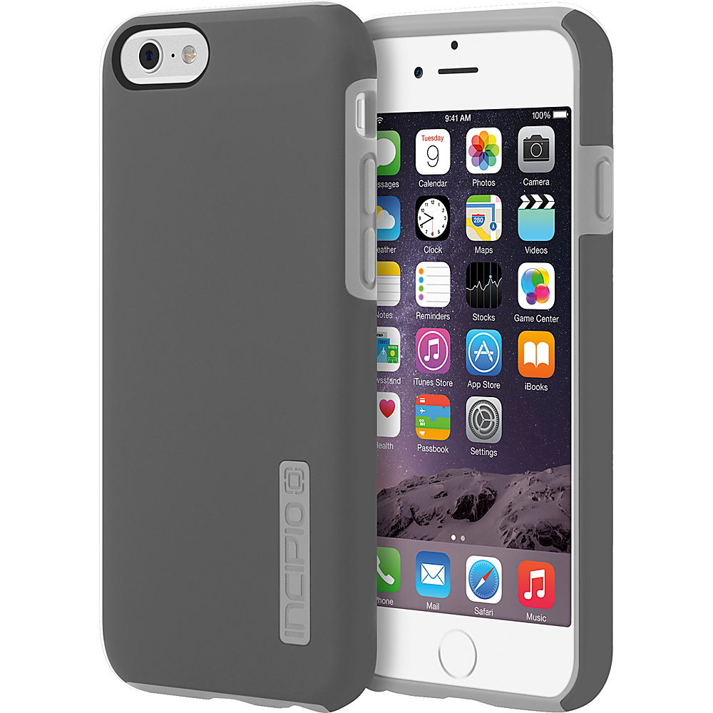 Incipio DualPro iPhone 6/6s Case Dark Gray/Light Gray - Incipio Electronic Cases - Technology, Electronic Cases