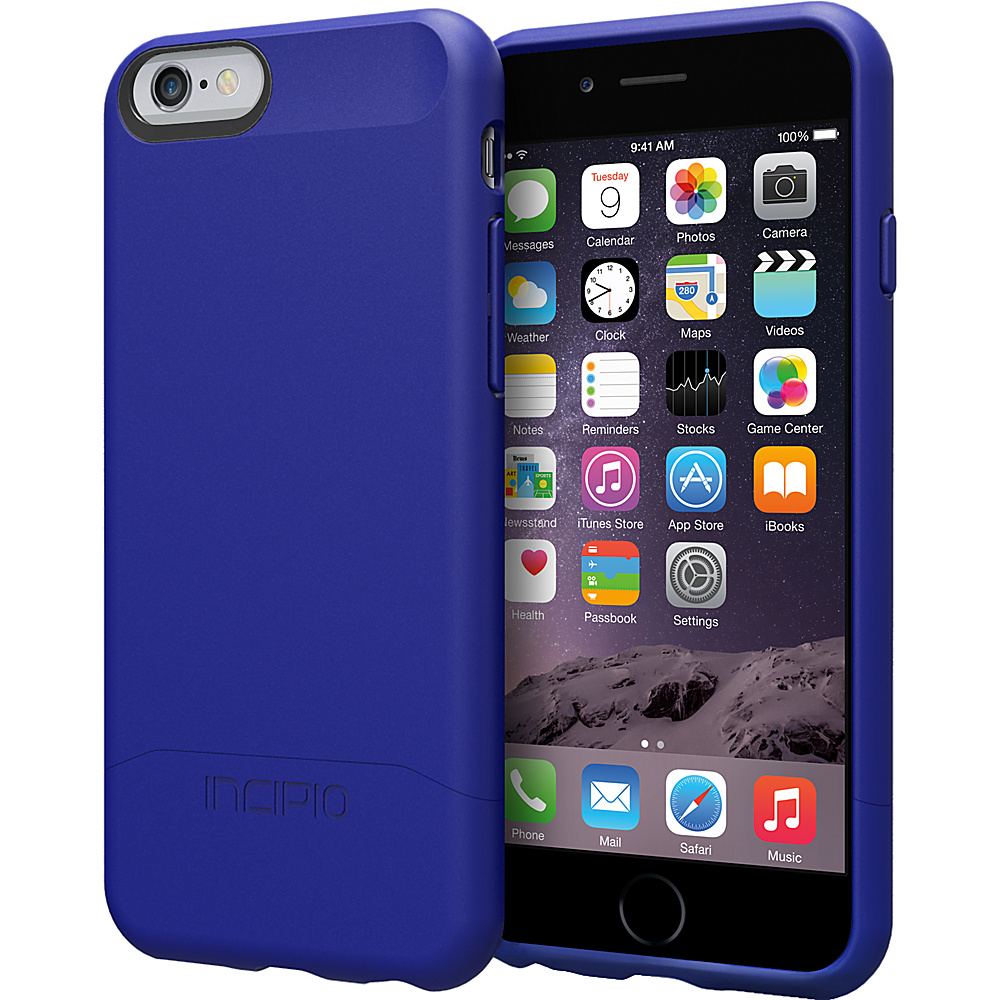Incipio Edge iPhone 6/6s Case Cobalt Blue - Incipio Electronic Cases - Technology, Electronic Cases