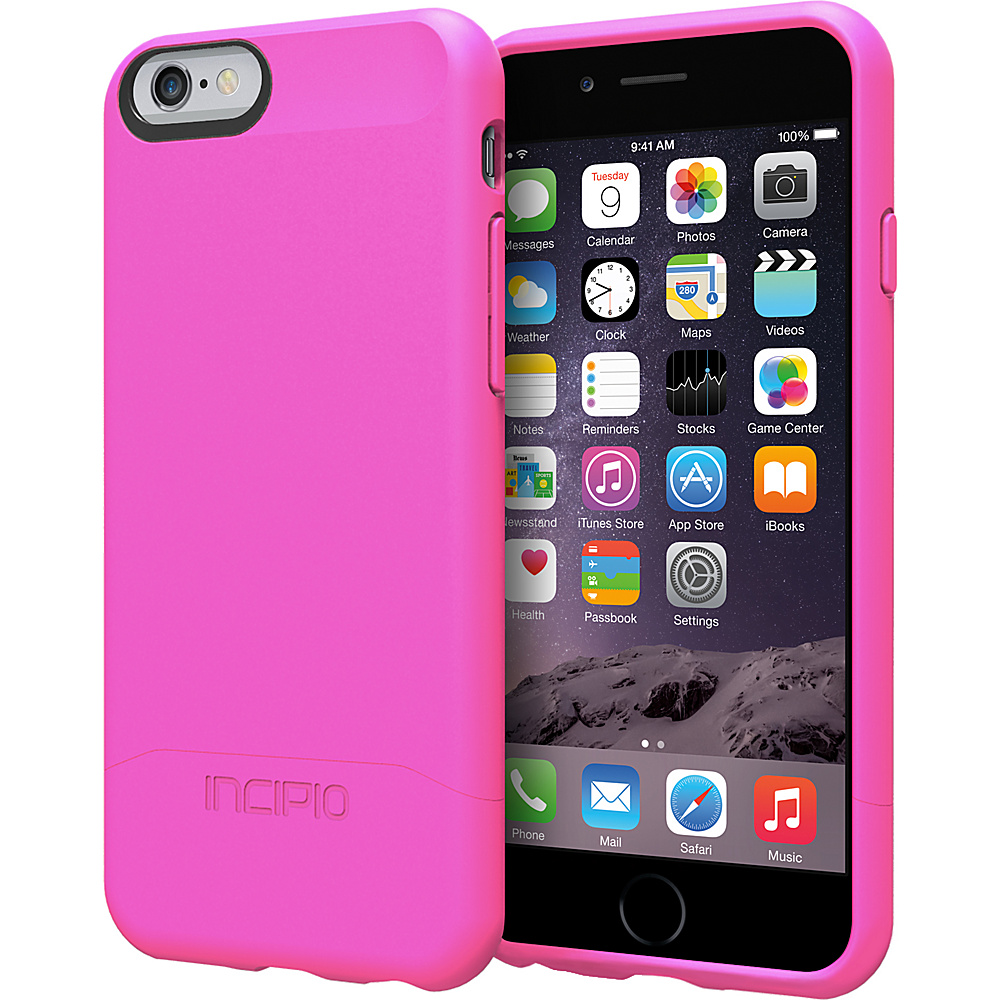 Incipio Edge iPhone 6/6s Case Pink/Pink - Incipio Electronic Cases - Technology, Electronic Cases