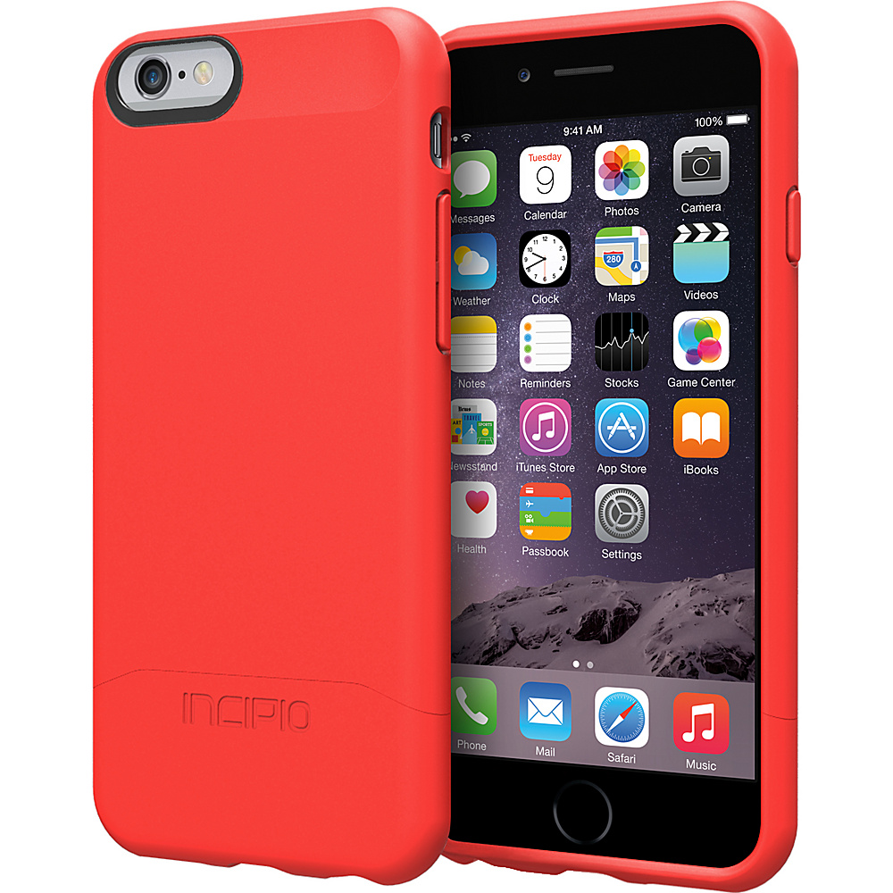 Incipio Edge iPhone 6/6s Case Red - Incipio Electronic Cases - Technology, Electronic Cases