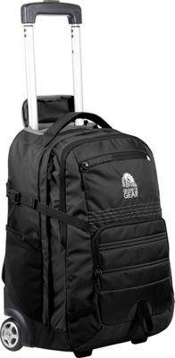 Granite Gear Haulsted Wheeled Backpack Black - Granite Gear Rolling Backpacks