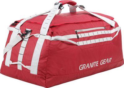 Granite Gear 36 inch Packable Duffel Redrock/Chromium - Granite Gear Outdoor Duffels