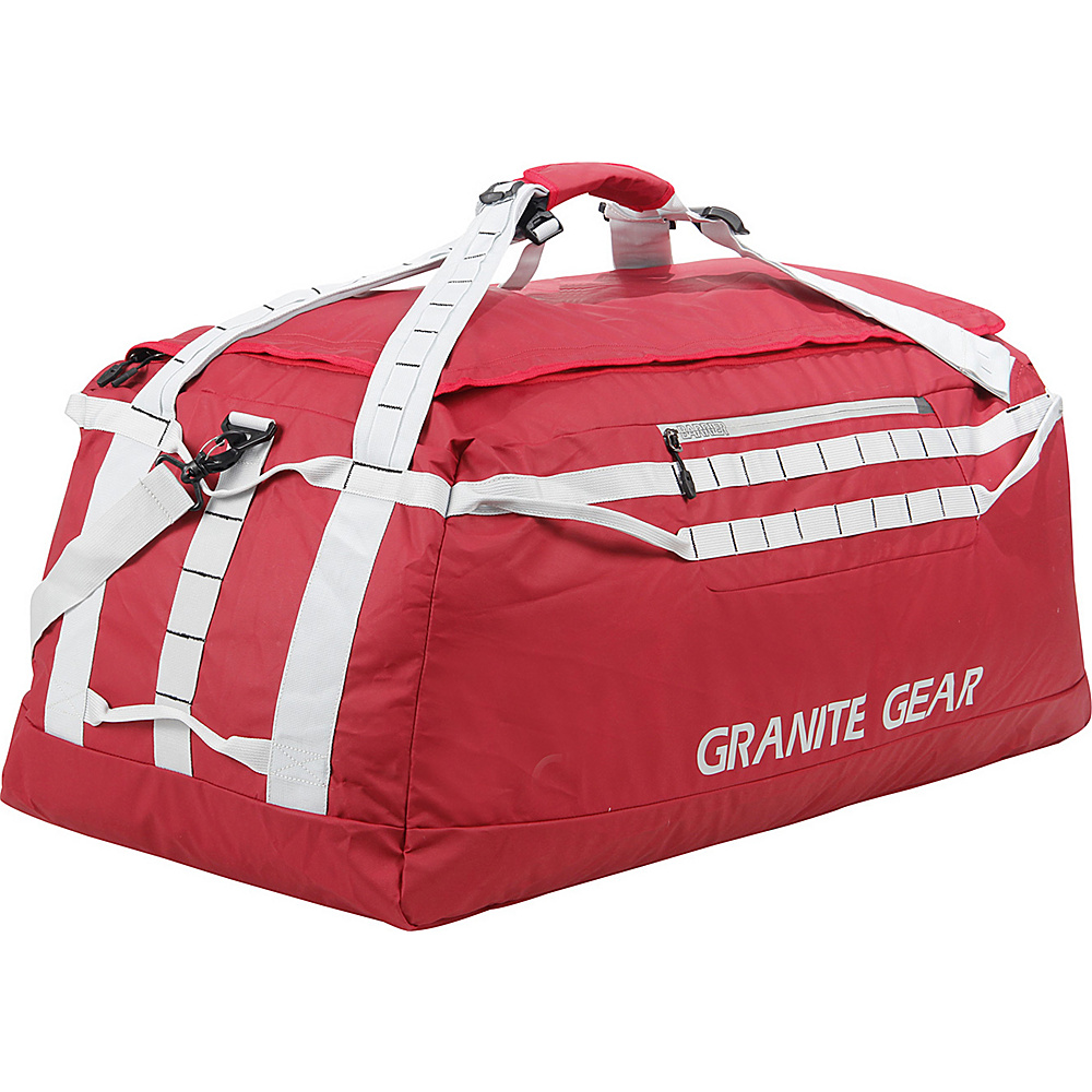 Granite Gear 36 Packable Duffel Redrock Chromium Granite Gear Outdoor Duffels