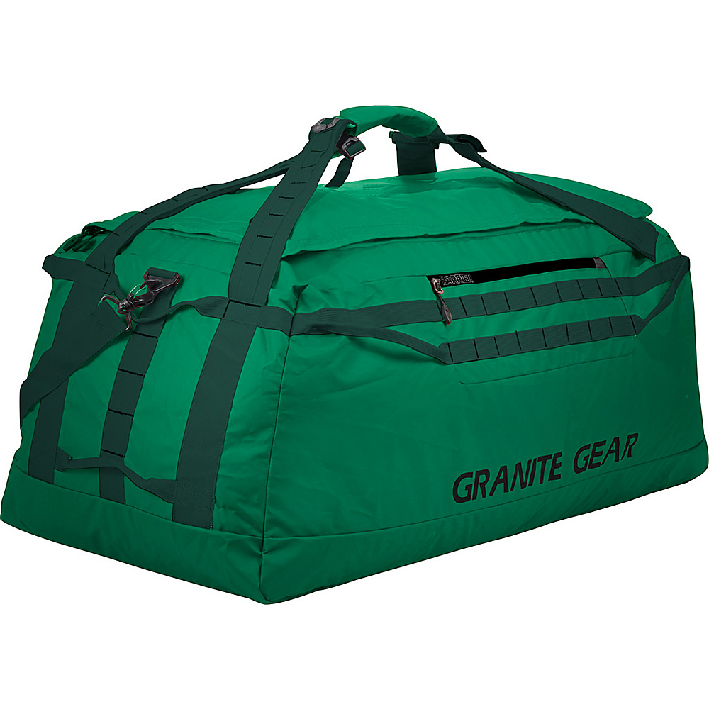"Granite Gear 36"" Packable Duffel Fern/Boreal - Granite Gear Outdoor Duffels"