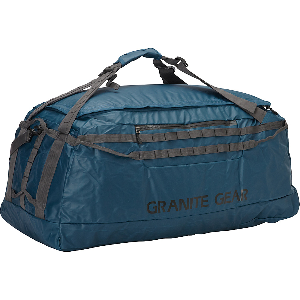 Granite Gear 36 Packable Duffel Bisalt Flint Granite Gear Outdoor Duffels