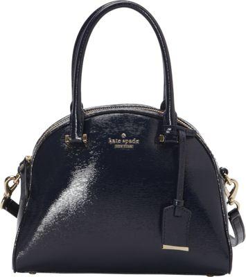 kate spade new york Cedar Street Patent Small Pearl Satchel Galaxy - kate spade new york Designer Handbags